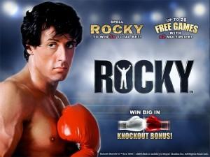 Rocky Playtech