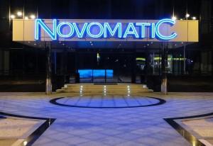 Novomatic iPad gokkasten